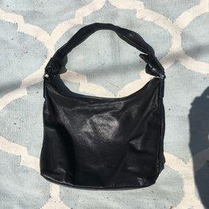 EUC Cole Haan leather slouchy hobo bag purse